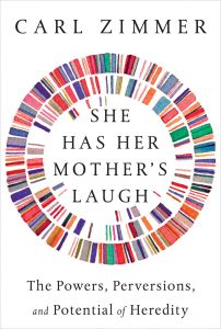 She Has Her Mother's Laugh cover